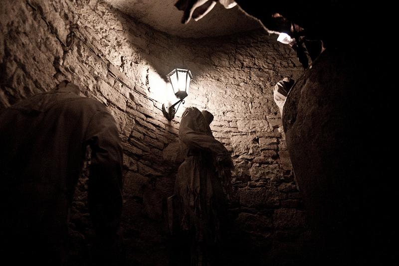 В Омской области в музее заметили привидение