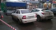 Белая Priora с ингушскими номерами: полиция нашла машину убийц Немцова