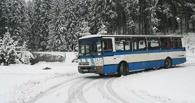 На Левобережье Омска меняют маршруты движения автобусов