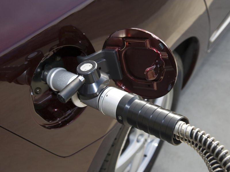 Цены на бензин в Омске «подросли»