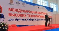 Виктор Назаров открыл международную выставку «ВТТА-Омск-2015»