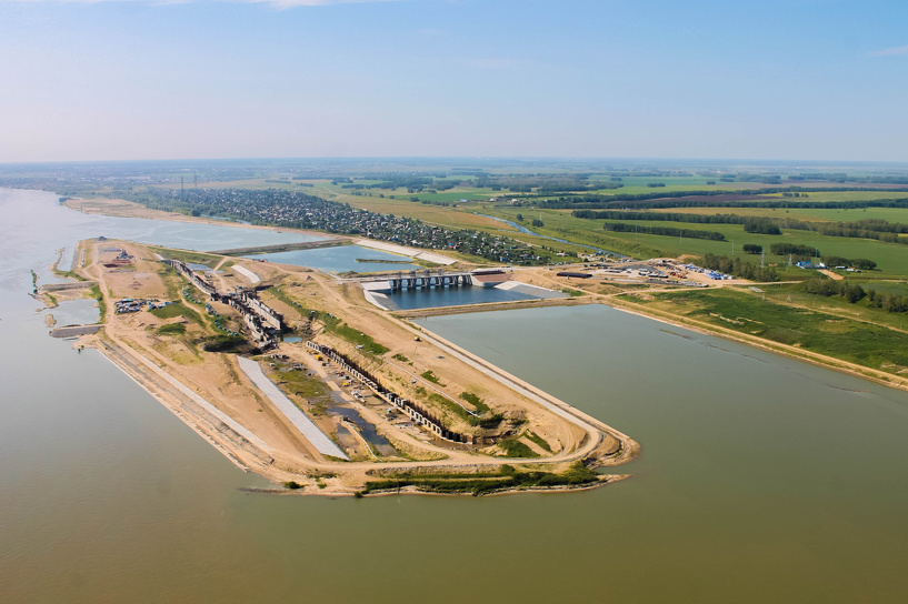 За «Мостовиком» Красногорский гидроузел будет достраивать московская корпорация