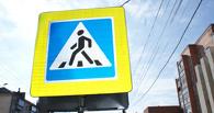В Омской области мужчина украл дорожный знак