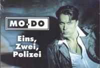 Умер Mo-Do — исполнитель хита «Айнс, цвай, полицай»