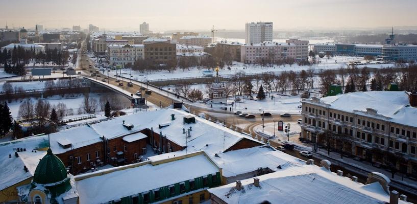 Обзор ситуации на дорогах в Омске: ДТП на Ленинградском мосту и проспекте Мира