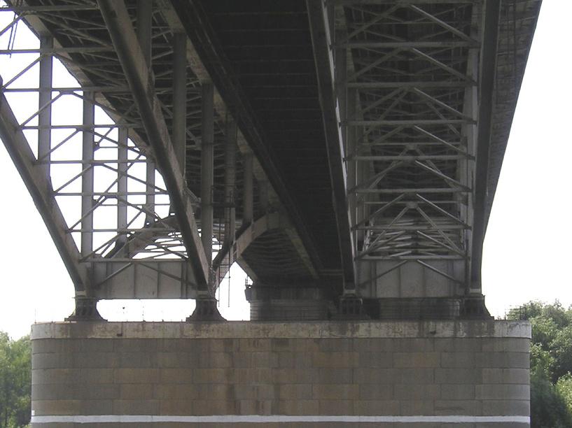 Омские мосты «укутают» на зиму
