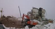 В Омске сносят аварийное здание школы № 53 (фото)