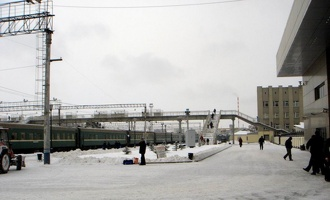 На тюменском вокзале задержан неадекватный житель Омска