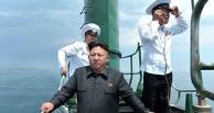 Северная Корея потеряла подводную лодку во время учений