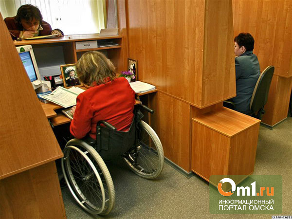 В Омске и области создают рабочие места для инвалидов