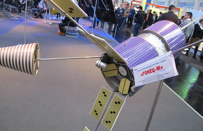 В России появится новая система секретной спутниковой связи