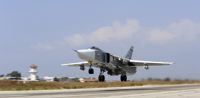 Штурман сбитого в Сирии Су-24 пообещал отомстить за погибшего командира