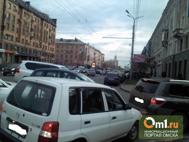 Переход у «Голубого огонька» в Омске не сдадут к Новому году