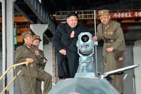 Ким Чен Ын подписал план удара по Соединенным Штатам