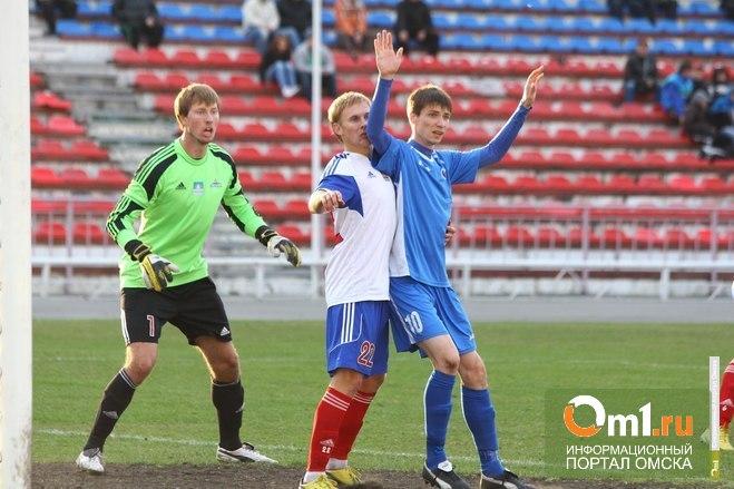 Омский «Иртыш» занял 7 место во втором дивизионе чемпионата России