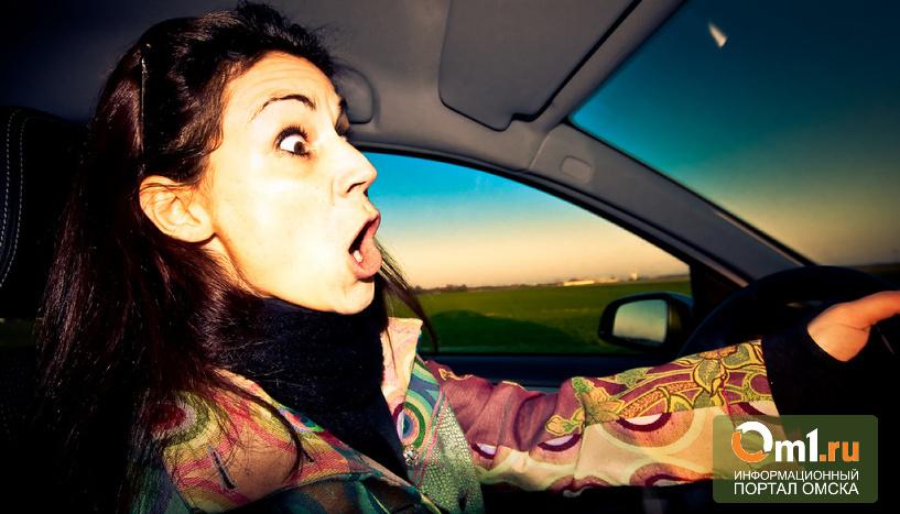 Омичка на Toyota на парковке сбила подростка
