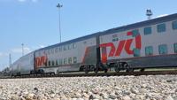 Якунин анонсировал пуск двухэтажных поездов