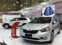 KIA представила миру обновленный седан Cerato