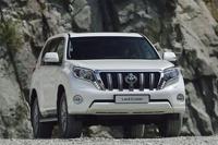 Toyota официально представила обновленный Prado