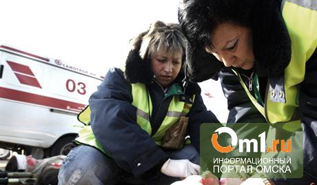 В Омске пассажирская «ГАЗель» сбила 10-летнюю девочку