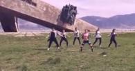 В Новороссийске девушек арестовали за танец на фоне мемориала «Малая земля»