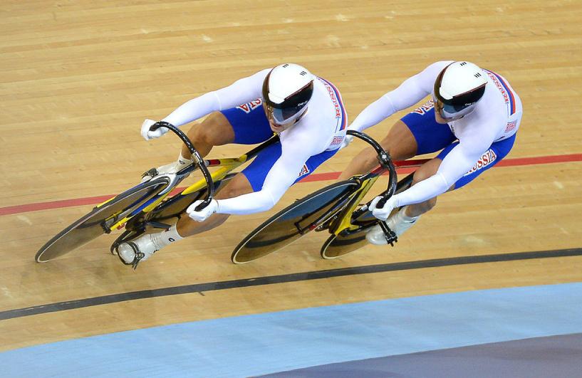 В Омске на новом велотреке пройдут первые соревнования