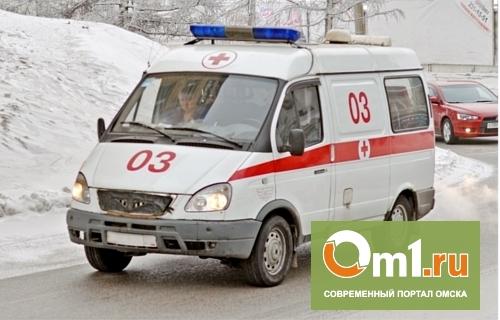 На трассе в Тарском районе в результате аварии пострадали пять человек