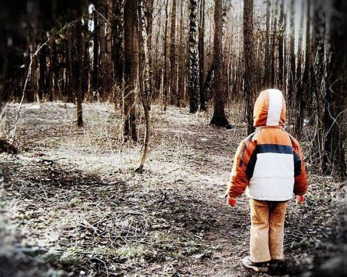 В Омской области пропали три ребенка