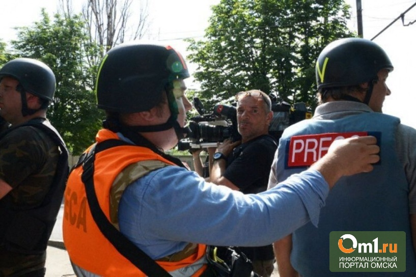 Журналист «Первого канала» застрелен на Украине