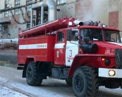 В Омской области добровольцы не успели спасти женщину из горящего дома