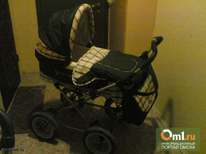 В Омске вспыхнули детские коляски: огонь тушили 40 пожарных