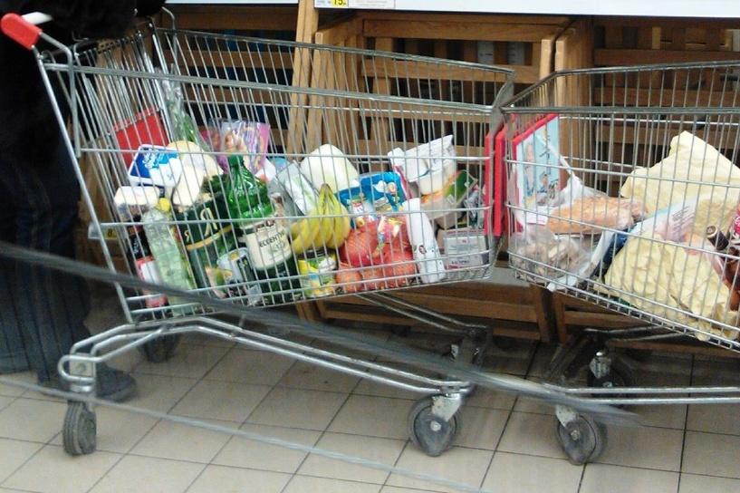 Пока правительство думает, ритейлеры замораживают цены на продукты