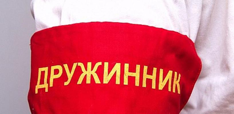 Для охраны порядка на 300-летие Омска мэрия готовит волонтерам форму единого образца