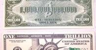 Американец попытался заплатить за ужин купюрой в триллион долларов