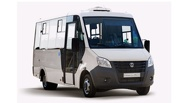 Современный микроавтобус «ГАЗель Next Citiline» — вместительный и комфортный