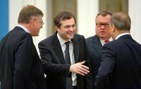 Сурков возвращается в Кремль