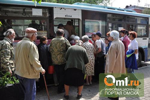 Омская мэрия предлагает отменить половину садовых маршрутов