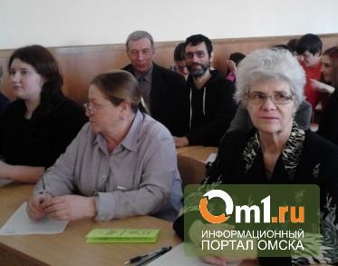 В Омске «Тотальный диктант» писали общественник Лихачев и блогер Корб