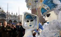 В Венеции начинается традиционный карнавал