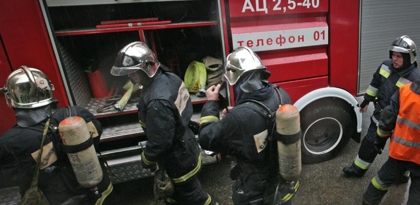 В Омской области на пожаре погибли трое мужчин