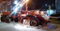 Омск обещают отчистить от снега к 23 февраля