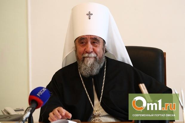 Митрополит Владимир взялся воспитывать омских журналистов