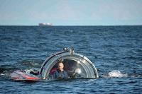 Путин спустился на дно Финского залива и не нашел там клада