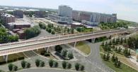 В Омске авария мешает выехать на метромост