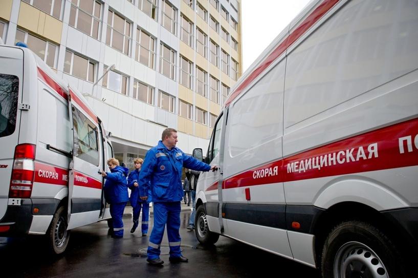 В Омске пациент скорой украл монитор из кабинета врача