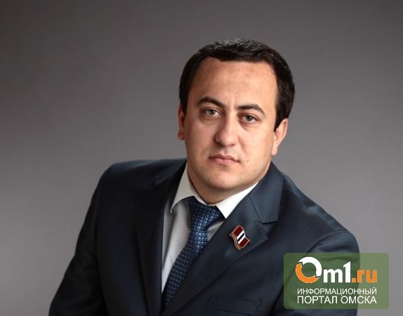 Назаров назначил Каракоза главным по кадрам