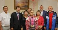 В Омск вернулась чемпионка II летних юношеских Олимпийских игр Алина Мосейко