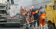 В Омске начался ремонт Иртышской набережной