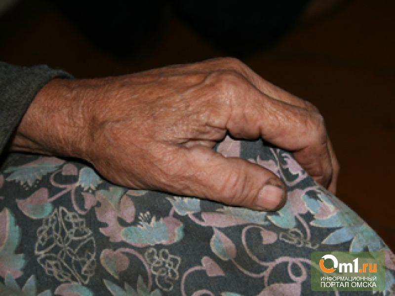 В Омске в своей квартире убили 62-летнюю пенсионерку