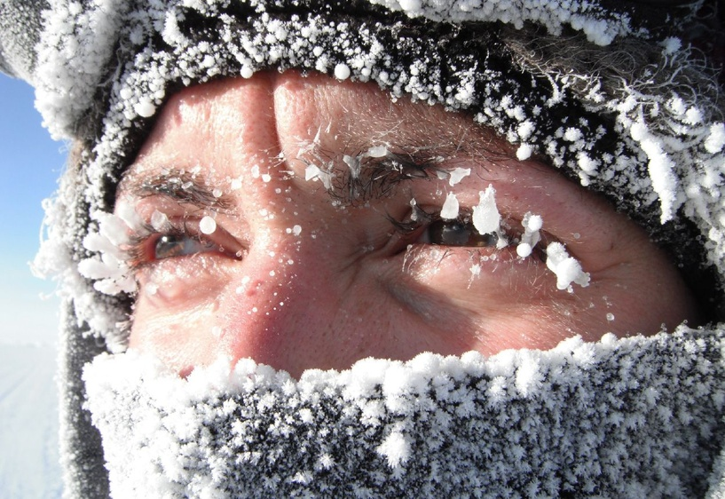 На Омск надвигаются морозы до –30 градусов